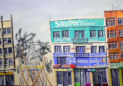 Kenya/Mombasa, Stayfree I