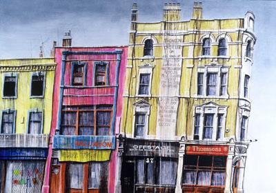 London, Camden Town II