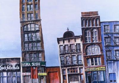 New York, Downtown II