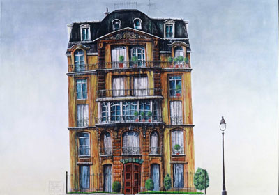 Paris, Villa