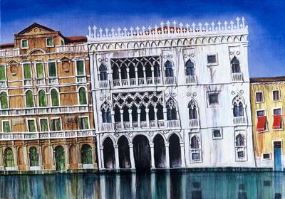 Venedig, Ca d´Oro