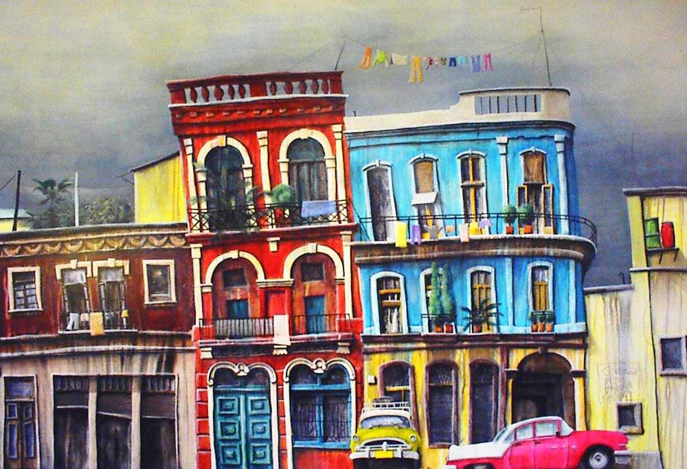 Kuba, Havanna 1