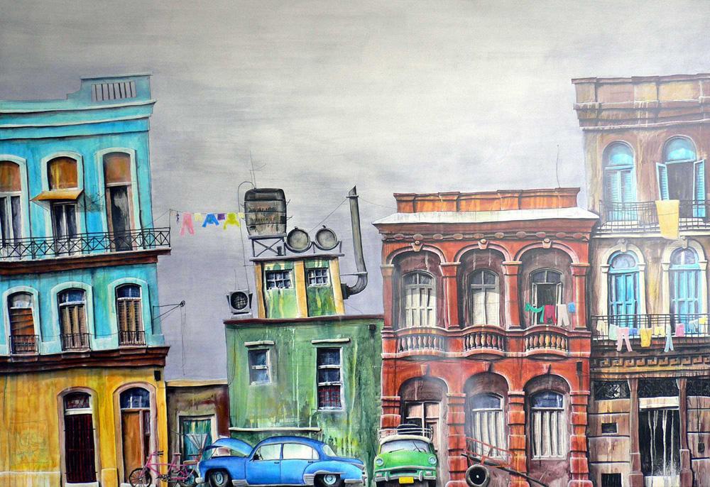 Kuba, Havanna 2