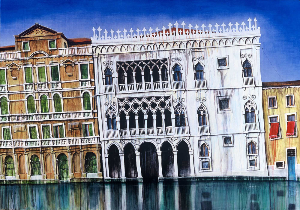 Venedig, Ca d Oro