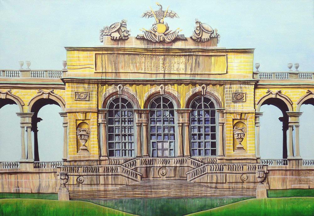 Wien, Gloriette